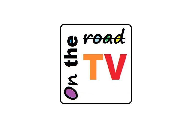 Loghi Media Partner on the road tv